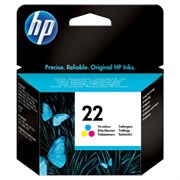 К-ж HP C9352AE (HP22) Color для DJ 3920, PSC1410 ориг.