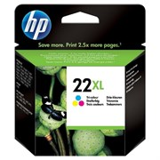 К-ж HP C9352CE (HP22XL) Color для DJ 3920, PSC1410 ориг.