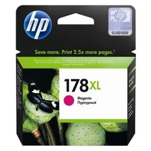 К-ж HP CB324HE (№178XL) Magenta (увеличенной емкости) ориг.