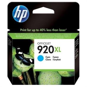 К-ж HP CD972AE 920XL Officejet голубой, 6мл, ориг.