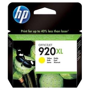К-ж HP CD974AE 920XL Officejet желтый, 6мл, ориг.