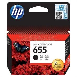 К-ж HP CZ109AE (HP655) Black для DJ Ink Advantage 3525,4615,4625,5525,6525 ориг.