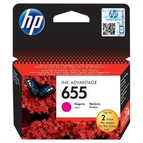 К-ж HP CZ111AE (HP655) Magenta для DJ Ink Advantage 3525,4615,4625,5525,6525 ориг.