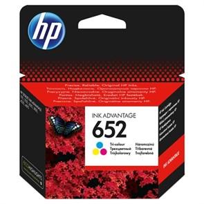 К-ж HP F6V24AE (HP652) Color для Deskjet Ink Advantage 1115/2135/3635/4535/3835/4675 ориг.