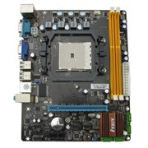 Socket FM1 ITZR A55F1AL2 (AMD A55, 2xDDR3, 4xSATA, USB 2.0, VGA, LAN, mATX)
