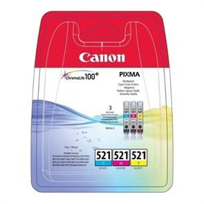 К-ж Canon CLI-521C/M/Y (iP3600/iP4600/MP540/MP620/MP630/MP980) 3x9ml, ориг.