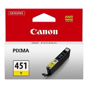 К-ж Canon CLI-451Y Yellow (MG6340, MG5440, IP7240) ориг.