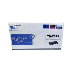К-ж Brother TN-2075 для HL-2030/2040/2070/7010/7025/7420/7820, 2500стр. Uniton Premium