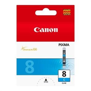 К-ж Canon CLI-8C Cyan (PIXMA MP800/MP500/iP6600D/iP5200/iP5200R/iP4200) ориг.