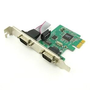 PCI-e to 2xCOM 9M