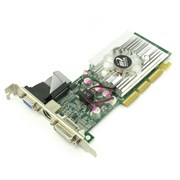AGP Innovision GeForce6200 (N006-CBD2) 512MB DDR2 / 64bit, TV-out, DVI (RTL)