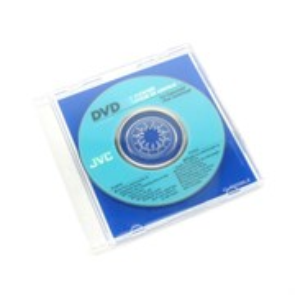 Чистящий mini DVD диск JVC (для видеокамер)