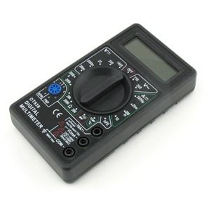 Мультиметр DT838 звуковой (750В/1000В, 10А, 0.1Ом-2МОм, температура)