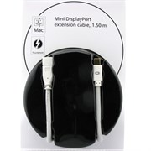 Удлинитель mini DisplayPort (M) - mini DisplayPort (F) 1.5м (H-53219)