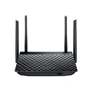 Маршрутизатор Wi-Fi 802.11ac/n ASUS RT-AC58U 4*LAN-G+1WAN-G, Dual-Band, 867/400Mbps, USB 3.0
