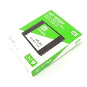 "SSD 2.5"" SATA 6Gb/s 240GB WD Green Client SSD (WDS240G2G0A) TLC"