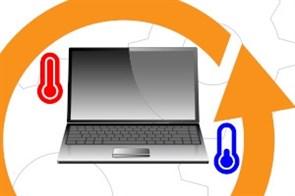 РНБ02 Профилактика системы охлаждения ноутбука с заменой термопасты