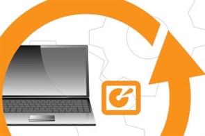 РНБ08 Замена жесткого диска (без разборки ноутбука)