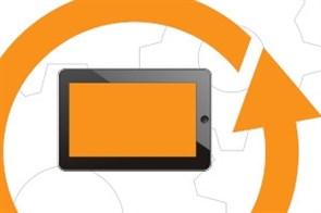 РПЛ01 Замена экрана на планшетном компьютере