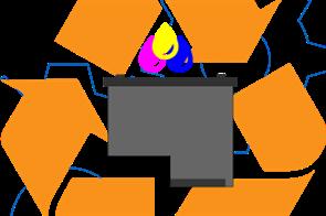 Заправка трехцветного чернильного картриджа HP 22/28/57/134/135/136/141/121/122/650/901/Canon CL 38/41/441/446/511