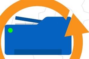 РПР20 Простой ремонт лазерного МФУ (принтер/сканер/копир) формата A3 ч/б