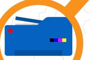 РПР28 Диагностика струйного МФУ (принтер/сканер/копир) формата A3