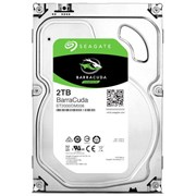 SATA 2.0 TB Seagate (ST2000DM006) BarraCuda SATA-3 6Gb/s, 7200rpm, 64MB