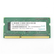 SO-DIMM DDR3 4GB PC3-12800 DDR3-1600 Apacer DV.04G2K.KAM (AS04GFA60CATBGJ) CL11 1.35V