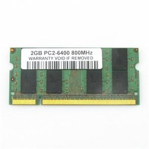 SO-DIMM DDR2 2GB PC2-6400 DDR2-800 Micron