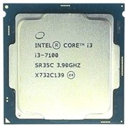 Intel Core i3-7100 3МБ, 3.9ГГц, Intel® HD Graphics 630, S1151, 51W, OEM