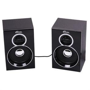 Ritmix SP-2013w Black (2х3 Вт, MDF, USB-питание)