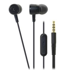 Гарнитура Audio-Technica ATH-CKL220iS BK