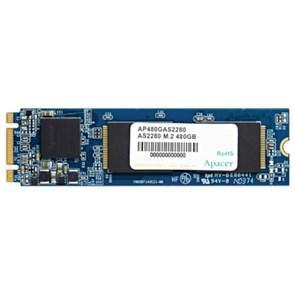 SSD M.2 SATA 6Gb/s 480GB Apacer AS2280, MLC, 544TBW (AP480GAS2280-1)
