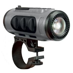Акустическая система Ritmix SP-520BC grey+black (3Вт, Bluetooth, microSD, FM, AUX, Li-Ion 1000mAч)
