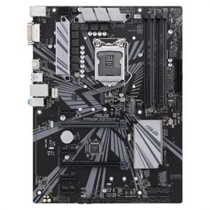 Socket 1151 ASUS PRIME Z370-P II (iZ370, 4xDDR4, SATA 6Gb/s, M.2, DVI/HDMI, USB 3.1, GLAN, ATX)