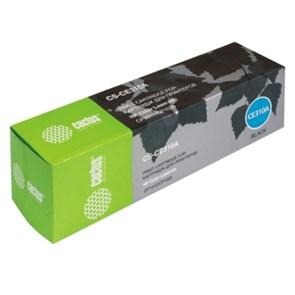 К-ж HP CE310A (HP126A) черный HP LJ Pro CP1025/CP1025NW, 1200стр., Cactus