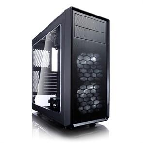 ATX Fractal Design Focus G Black (Window, USB 3.0, w/o PSU) (FD-CA-FOCUS-BK-W)