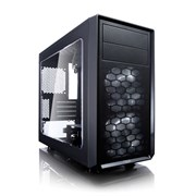 mATX Fractal Design Focus G Mini Black (Window, USB 3.0, w/o PSU) (FD-CA-FOCUS-MINI-BK-W)