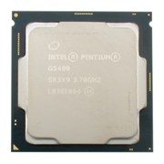 Intel Pentium Gold G5400 3.7 ГГц, Dual-Core, 4Мб, Intel® UHD Graphics 610 , S1151, 54W, OEM