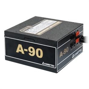 Блок питания ATX 650W Chieftec A-90 GDP-650C, 12V@53A, ActivePFC, 14cm, модульный, RTL