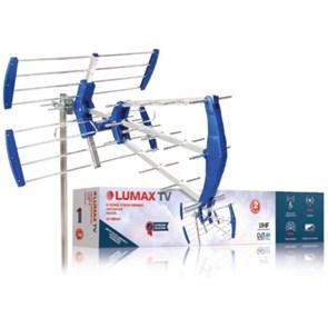 Антенна наружная активная цифрового и аналогового сигнала LUMAX DA2503A