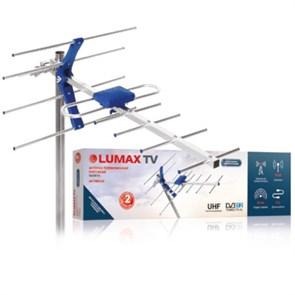 Антенна наружная активная цифрового и аналогового сигнала LUMAX DA2501A