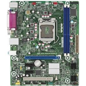 Socket 1155 Intel DH61CR (iH61, 2xDDR3, 4xSATA, DVI/VGA, 5.1, LAN-G, mATX)
