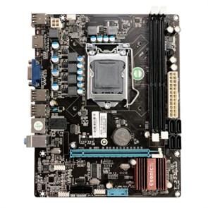 Socket 1156 Esonic H55KEL (iH55, 2xDDR3, 4xSATA, VGA, 5.1, LAN, mATX)