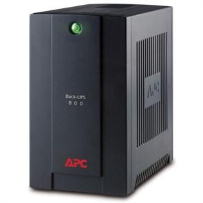 ИБП APC 800VA BX800LI (4 комп. розетки IEC-320-C13)