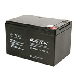 Аккумулятор для ИБП 12V 12Ah Robiton VRLA 12-12