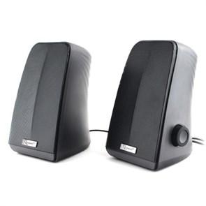 Gembird SPK-505, черные, 2х5 Вт, USB-питание