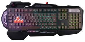 Клавиатура A4Tech Bloody B314 игровая, 4 клавиши LK,  подсветка, черная, USB