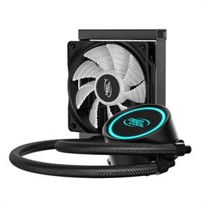 Водяная система охлаждения CPU DEEPCOOL GAMMAXX L120 RGB V2 (TDP 150W, 1x120mm, PWM, RGB)