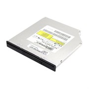 DVD±R/RW Samsung TS-T632 black, slim, slot-in, IDE